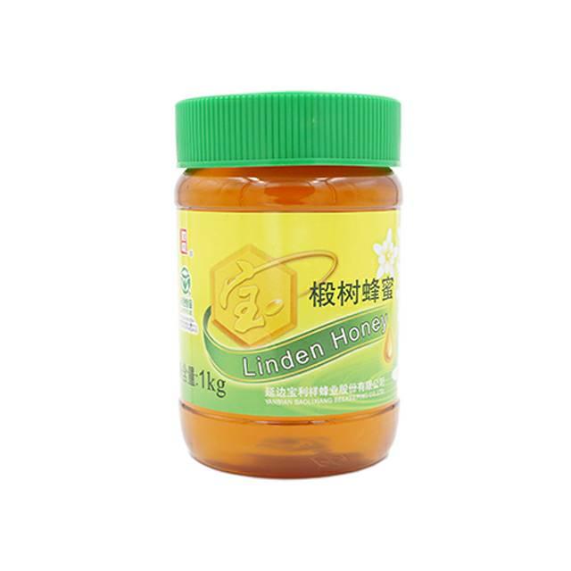 宝利椴树蜂蜜1kg