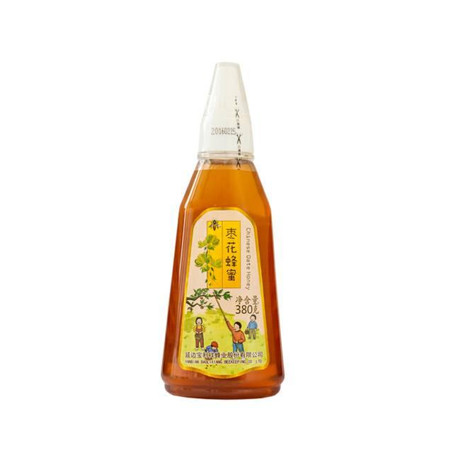 三蜜坊枣花蜂蜜